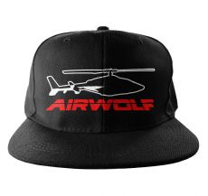 Airwolf kšiltovka Embroidered Logo