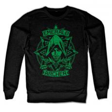 Arrow černá mikina Emerald Archer