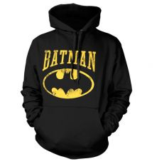 Batman hoodie mikina s kapucí Vintage