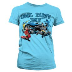 Dámské tričko Batman Cool Party Bro!