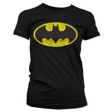 Dámské tričko Batman Distressed Logo