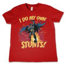 Dětské tričko  I Do My Own Stunts