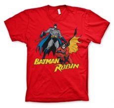 Panské tričko Batman & Robin