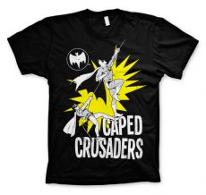 Panské tričko s potiskem Batman Caped Crusaders