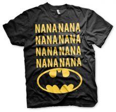 Panské tričko s potiskem Batman NaNa