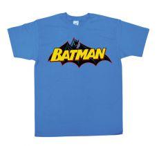 Panské tričko Batman Retro Logo