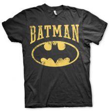 Panské tričko s potiskem Batman Vintage