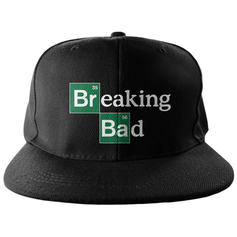 Bekovka Breaking Bad , originální kšiltovka Perníkový táta Logo