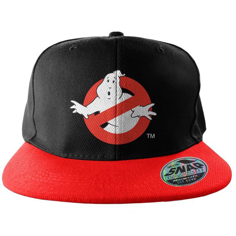 Bekovka Ghostbusters , originální kšiltovka Logo Krotitelé duchů