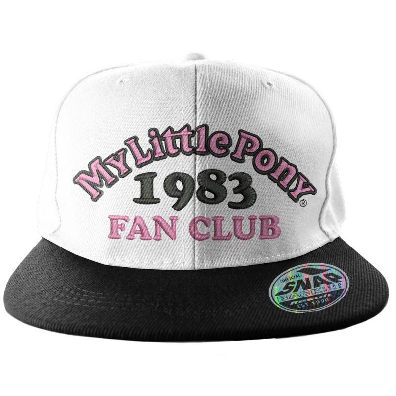 Bekovka My Little Pony , originální kšiltovka Fan Club 1983