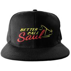 Better Call Saul kšiltovka Logo