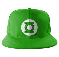 Green Lantern kšiltovka Logo