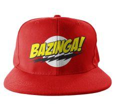 Teorie velkého třesku kšiltovka Bazinga