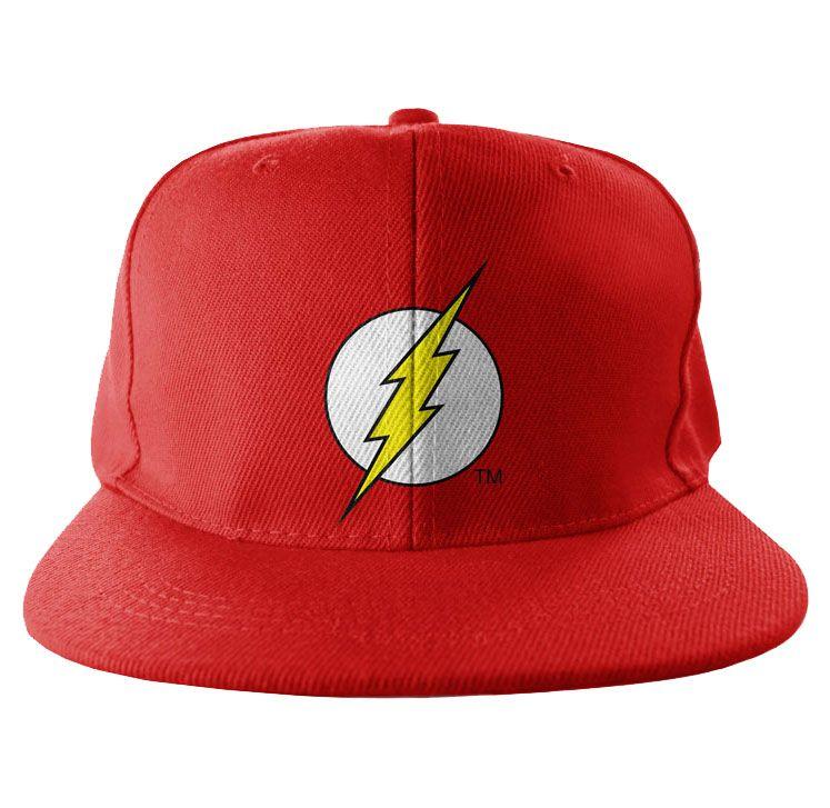 Bekovka The Flash, originální kšiltovka Embroidered