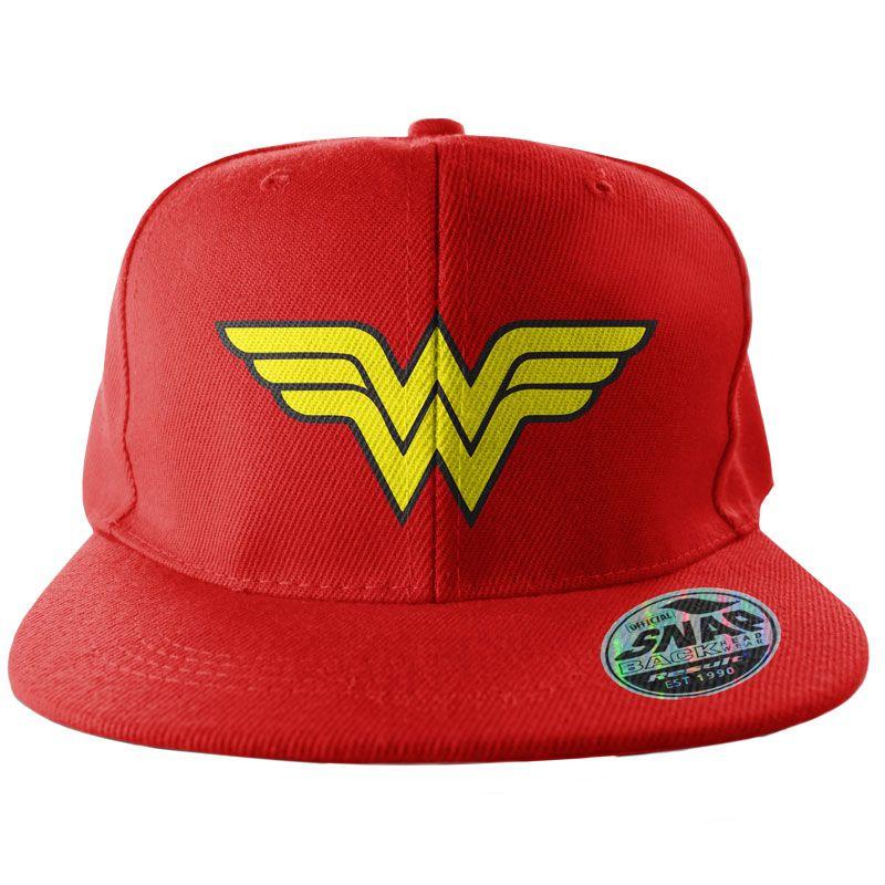 Bekovka Wonder Woman , originální kšiltovka Wings