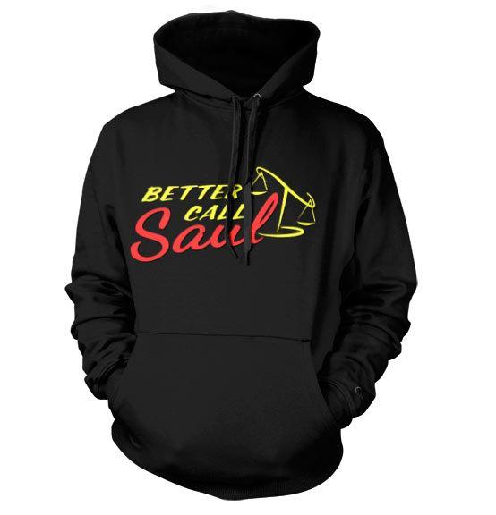 Better Call Saul hoodie mikina s kapucí a potiskem Logo