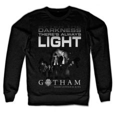 Gotham mikina s potiskem Afther Darkness
