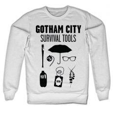 Gotham mikina s potiskem Survival Tools