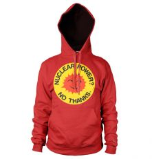 Hoodie Mikina s kapucí Nuclear Power