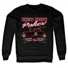 Mikina s potiskem Hot Rod Poker Car Club