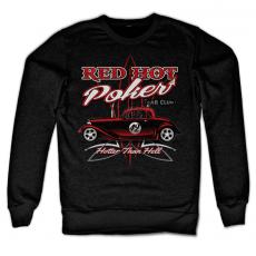 Mikina s potiskem Hot Rod Poker Car Club