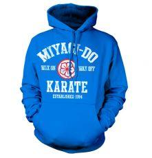 Karate Kid mikina s kapucí Miyagi-Do karate