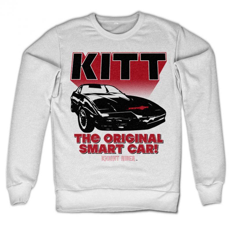 Knight Rider stylová mikina s potiskem KITT The Original Smart Car