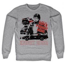 Knight Rider mikina Super Pursuit Mode
