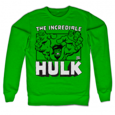 Marvel mikina s potiskem The Incredible Hulk