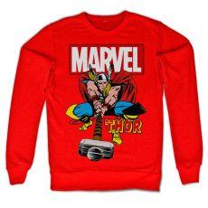 Mikina s potiskem Marvel Thor
