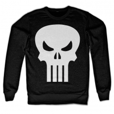 The Punisher Mikina Marvel s potiskem Skull