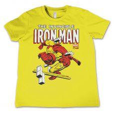 Dětské tričko The Invincible Iron Man