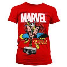 Stylové dámské triko The Mighty Thor