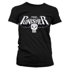Stylové dámské tričko The Punisher Logo