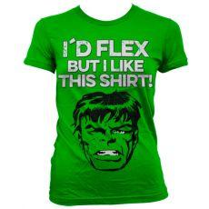 Dámské tričko I´d Flex But I Like This