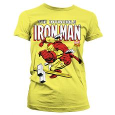 Dámské tričko The Invincible Iron Man