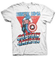 Pánské tričko Captain America Since 1941