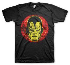 Stylové pánské tričko Iron Man Icon