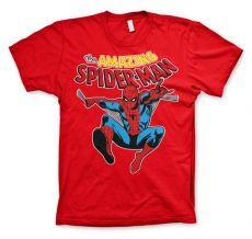 Stylové pánské tričko The Amazing Spiderman