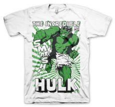 Pánské tričko The Hulk Smash
