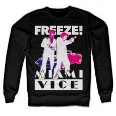 Miami Vice mikina s potiskem Freeze