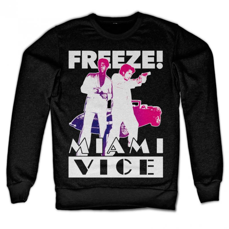 Miami Vice originální mikina s potiskem Freeze