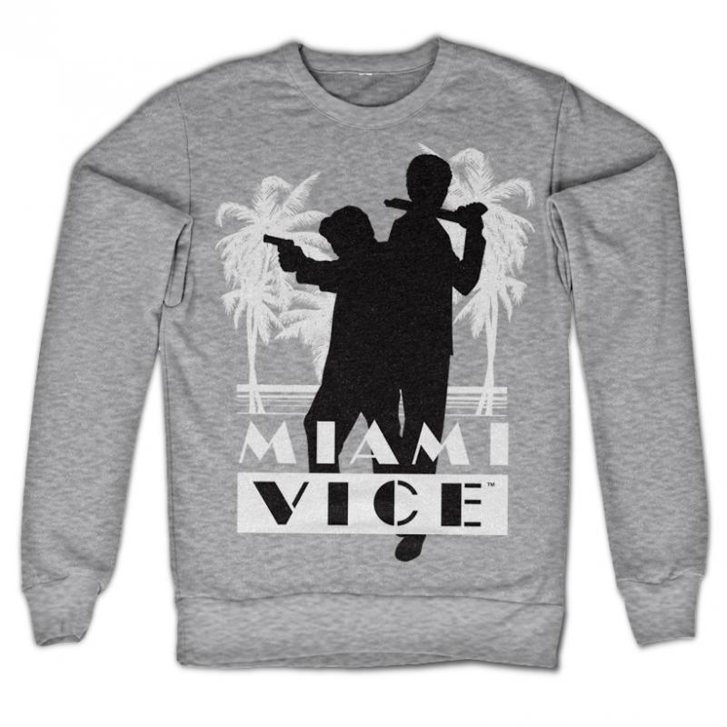 Miami Vice originální mikina s potiskem Silhuettes