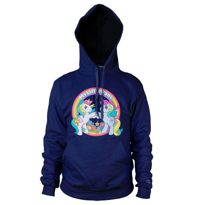 My Little Pony hoodie mikina s kapucí a potiskem Best Friends