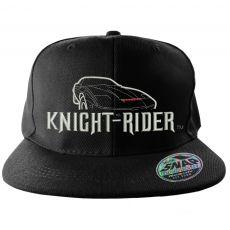 Knight Rider kšiltovka