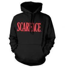 Scarface mikina s kapucí Logo