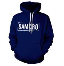 Mikina s kapucí Zákon Gangu SAMCRO