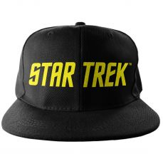 Star Trek čepice s kšiltem Logo