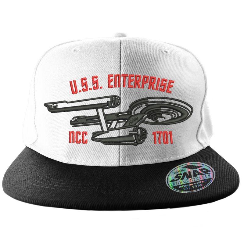 Star Trek originální kšiltovka U.S.S. Enterprise