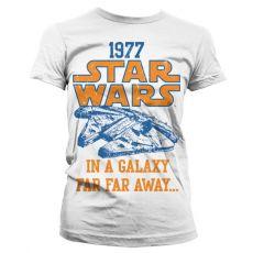 Dámské tričko Star Wars 1977
